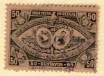 Stamps : America : Guatemala :  Exposicion Centro Americana