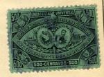 Stamps Guatemala -  Exposicion Centro Americana