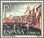 Stamps Spain -  SERIE TURISTICA. PAISAJES Y MONUMENTOS