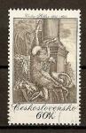 Sellos de Europa - Checoslovaquia -  Escenas de Caza
