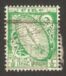 Stamps : Europe : Ireland :  espada