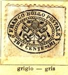 Stamps Vatican City -  Escudo Ed 1867