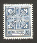 Stamps of the world : Ireland :  cruz celta