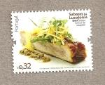 Stamps Portugal -  Sabores de lusofonía