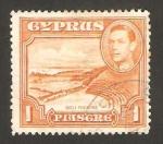 Stamps Asia - Cyprus -  teatro soli