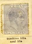 Sellos del Mundo : America : Cuba : Posesion Española Ed 1882