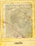 Stamps America - Cuba -  Posesion Española
