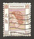 Stamps : Asia : Hong_Kong :  Elizabeth II