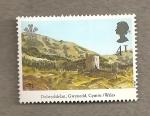 Stamps United Kingdom -  Paisajes País de Gales