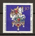 Stamps Germany -  RDA (DDR) / Obras de arte de Dresde