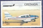 Stamps Grenada -  GRANADA Piper Apache 0,50 NUEVO (1)