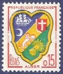 Sellos de Europa - Francia -  FRA Yvert 1232 Alger 0,15 NUEVO