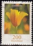 Stamps Germany -  ALEMANIA 2006 Sello Serie Basica Flor Goldmohn 200 Germany Usado Allemagne Duitsland Germania German