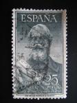 Sellos de Europa - España -  Miguel Lopez de Legazpi