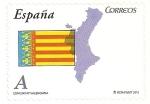 Stamps Europe - Spain -  Comunidad Valenciana