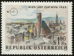 Stamps Austria -  AUSTRIA - Centro histórico de Viena