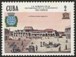 Stamps of the world : Cuba :  CUBA - Ciudad vieja de La Habana y su sistema de Fortificaciones