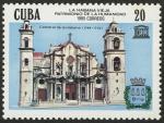 Sellos del Mundo : America : Cuba : CUBA - Ciudad vieja de La Habana y su sistema de Fortificaciones