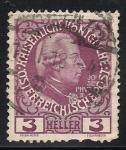 Sellos del Mundo : Europa : Austria : José II, emperador del Sacro Imperio (1741-1790)