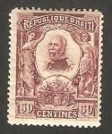 Stamps Haiti -  presidente pierre nord alexis