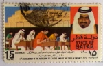 Stamps Asia - Qatar -
