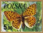 Stamps Poland -  MARIPOSAS