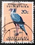 Stamps South Africa -  Pájaro