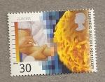 Stamps United Kingdom -  Técnicas diagnóstico clínico