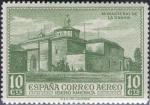 Sellos de Europa - España -  ESPAÑA 1930 560 Sello Nuevo Descubrimiento de América Monasterio de la Rabida 10c Espana Spain