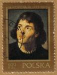 Stamps Poland -  Nicolas Copernico 1473-1973