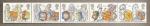 Sellos de Europa - Reino Unido -  Emblemas reales R.U.
