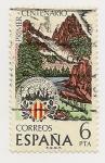 Stamps Spain -  1° Centenario Centro Excursionista de Cataluña
