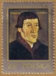 Sellos de Europa - Polonia -  Nicolas Copernico 1473-1973