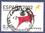 Sellos de Europa - España -  Edifil 3865 Presidencia de la Unión 0,25
