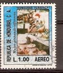 Stamps Honduras -  ARTESANÍA