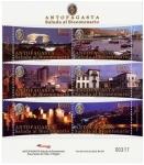 Stamps Chile -  Antofagasta en el Bicentenario