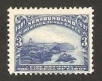 Stamps New Foundland -  50 - cabo bonavista