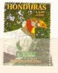 Sellos de America - Honduras -  SARCORAMPOHUS  PAPA