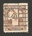 Stamps : America : New_Foundland :  estatua al soldado de terranova