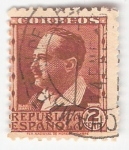 Sellos de Europa - España -  Efigie de V. Blasco Ibáñez. - Edifil 662