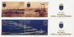 Stamps Chile -  Revista Naval 2010
