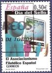 Sellos de Europa - España -  Edifil 4330 Día del sello 2007 0,30