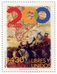 Sellos del Mundo : America : Chile : Grupo Bicentenario