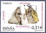 Sellos de Europa - España -  Edifil 4442 Navidad 2008 0,31
