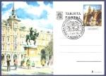 Sellos de Europa - España -  ENTERO POSTAL 102 Madrid Congreso Int. Filatelia 1975