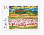 Sellos del Mundo : Europa : España : Edifil  3969  Paisajes  Obra del pintor Chico Montilla, perteneciente a la serie