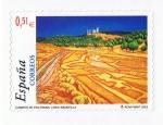 Sellos del Mundo : Europa : España : Edifil  3975  Paisajes  Obra del pintor Chico Montilla, perteneciente a la serie