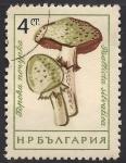 Sellos de Europa - Bulgaria -  Setas
