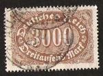 Sellos de Europa - Alemania -   REPUBLICA WEIMAR