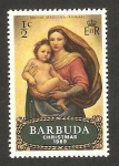 Stamps : America : Antigua_and_Barbuda :  Navidad
